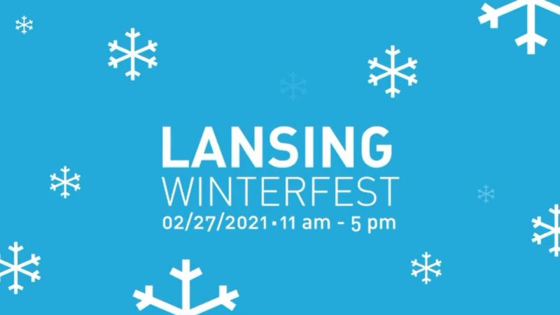 Lansing Winterfest will be held on Saturday, Feb. 27