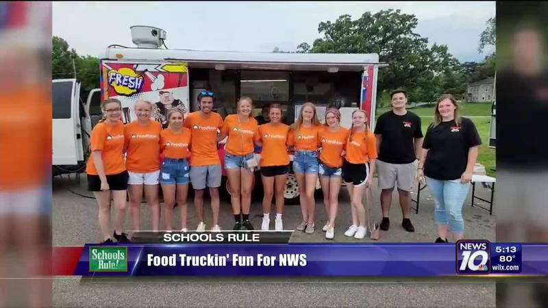 Schools Rule: Food truckin' for NWS