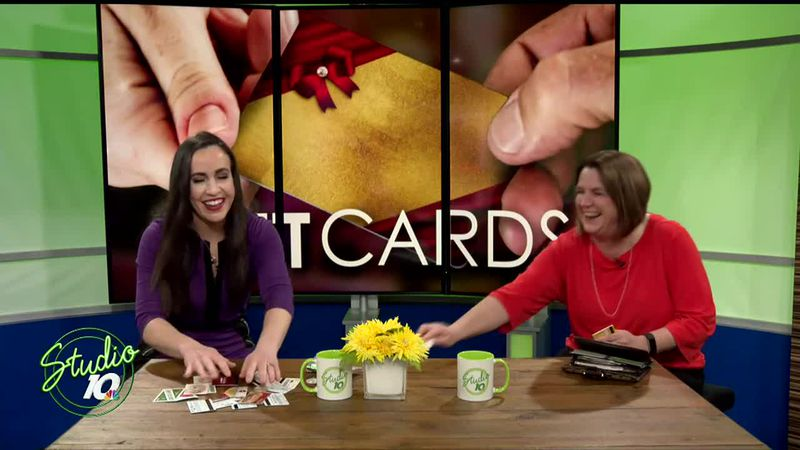 Gift cards segment