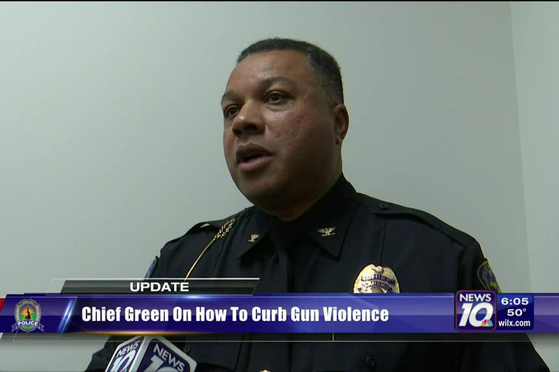 LPD Chief Daryl Green on how successor can curb violence