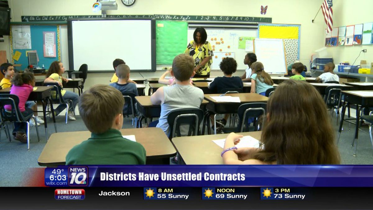 Some teachers and school employees could see smaller paychecks this fall and the reason. (Source WILX)