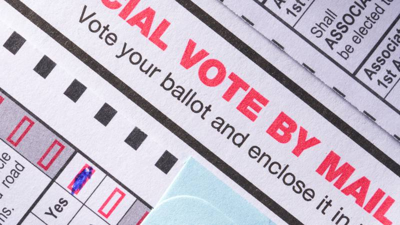 An effort by Republicans to incorporate identification and signature verification for Michigan...