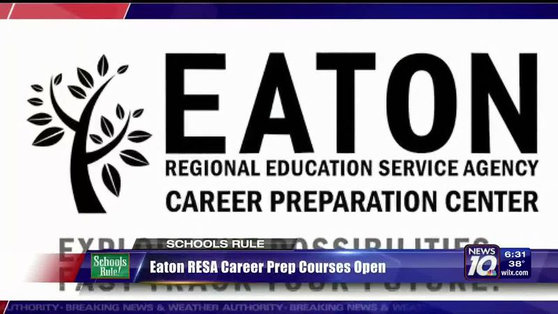 10th and 11th grade students can sign up to take virtual tours of Eaton RESA's Career Prep...