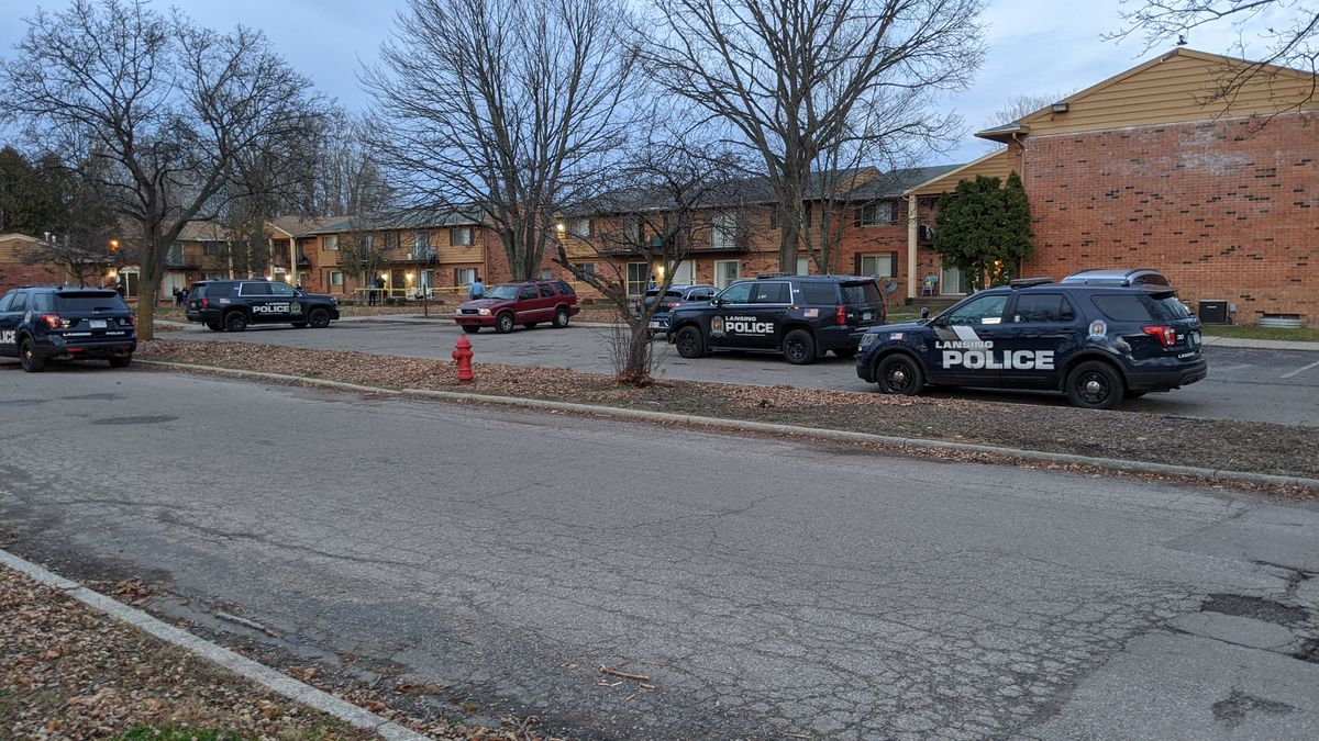 Police are investigating a possible shooting at Rivershell apartments