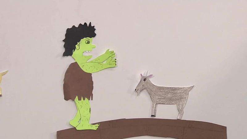 CADL Tales with Mr. Tom: Billy Goats Gruff