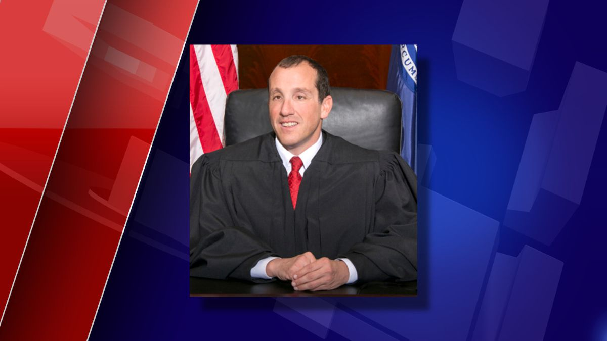 Richard Bernstein, 46, is a judge serving on the Michigan Supreme Court.