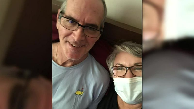 Steve and Mary Daniel are finally reunited after she got a job at the facility where he lives.