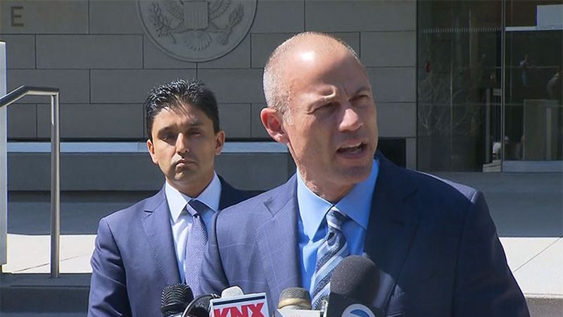 FILE: Stormy Daniel's former attorney Michael Avenatti will soon be released from jail because...